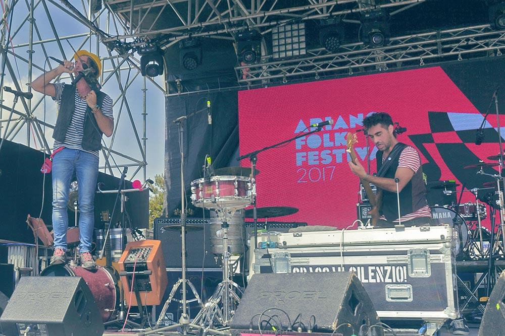 2017 Live Ariano Folk Festival